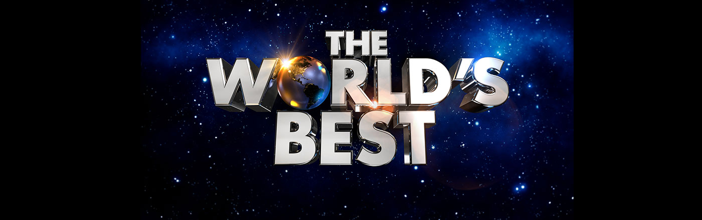 The World's Best To Premiere Sunday, Feb  3, 2019, Following