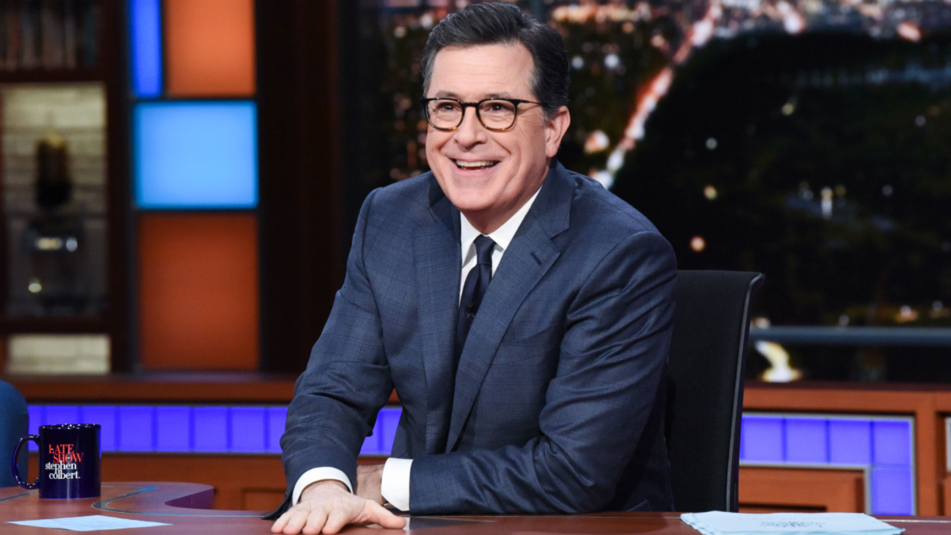 The Late Show To Broadcast Live Following The SOTU Address On Feb. 5