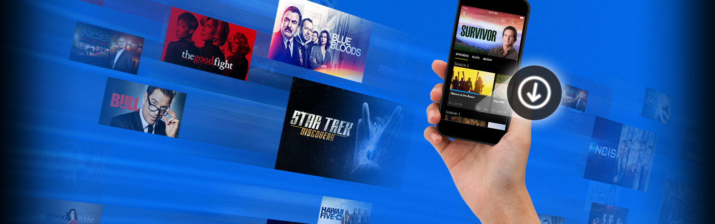 how do i download the cbs app on my samsung smart tv