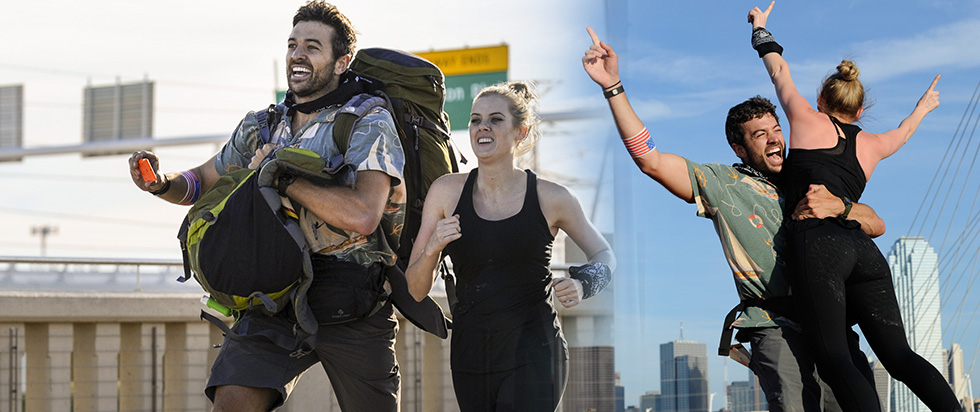 Inside Amazing Race s New Twists Blind Date Couples Date Night Rewards