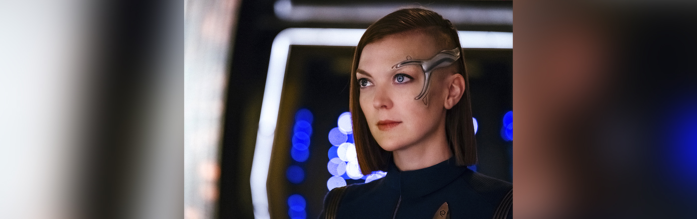 Meet Emily Coutts, Who Plays Keyla Detmer On The Star Trek