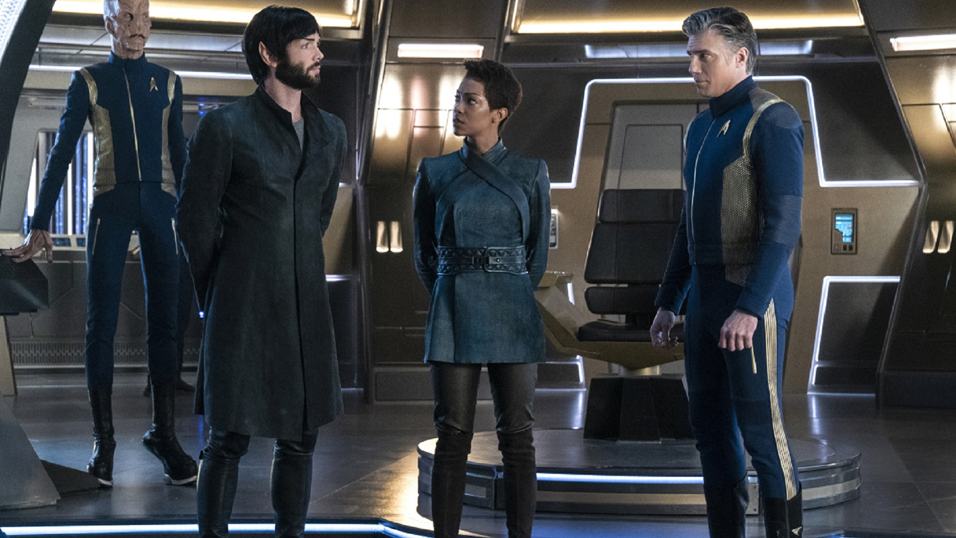 Star Trek: Discovery – Three Times Pike And Spock Led The Best Version Of The Enterprise