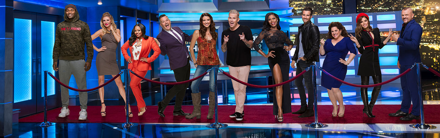 Celebrity big brother  usa schedule
