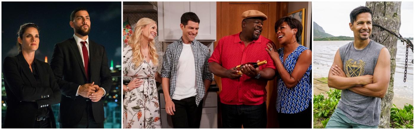 New Shows On Cbs 2020 CBS Renews Three New Shows For 2019 2020 TV Season
