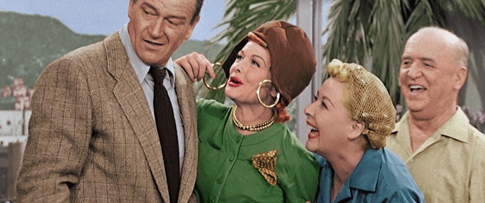 Two Classic I Love Lucy Episodes Will Breathe New Life Through