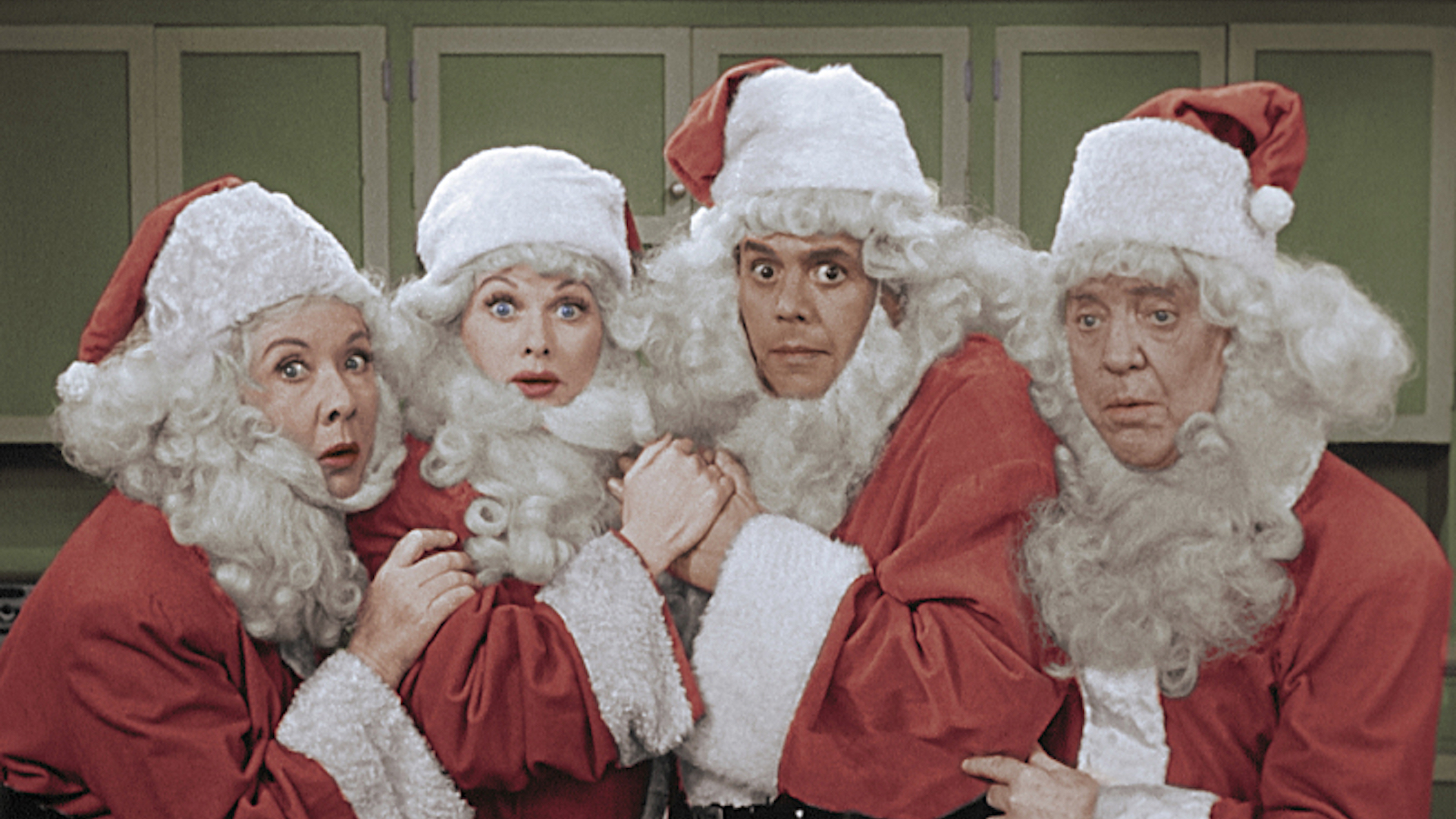 I Love Lucy Christmas Special Adds A Newly Colorized Episode For
