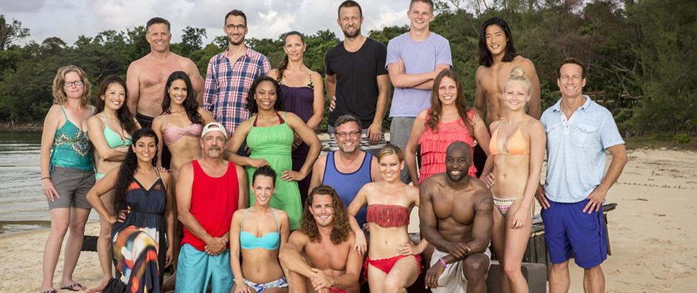 Survivor Second Chance Castaways Get Divvied Up Into Tribes
