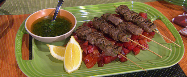 Tanya holland recipes the talk cbs tanya holland recipes forumfinder Images