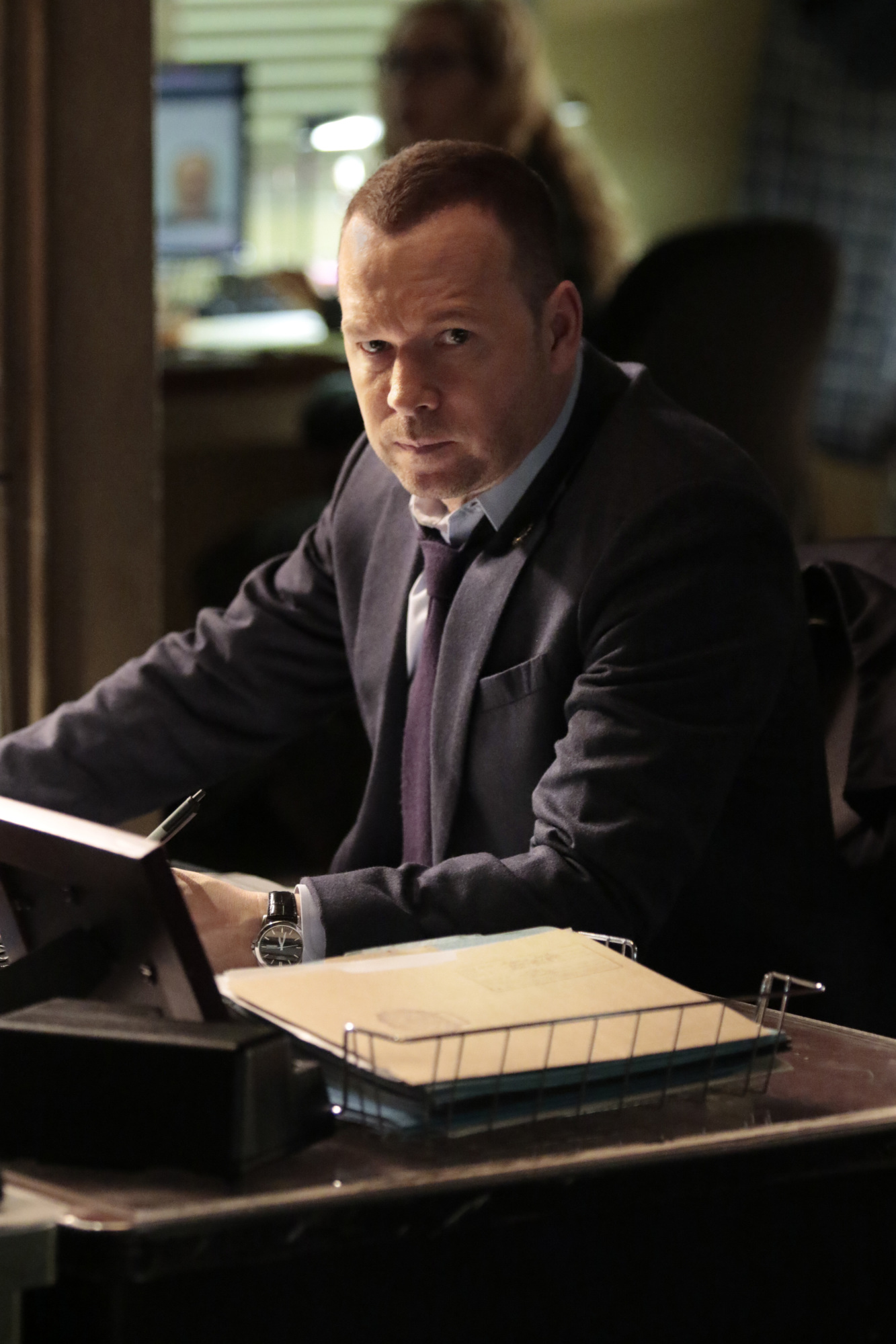 Donnie Wahlberg as Detective Danny Reagan