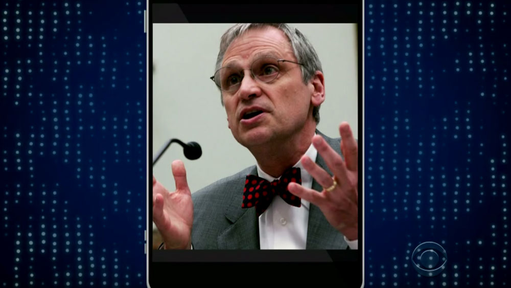 Earl Blumenauer looks pretty lame here.