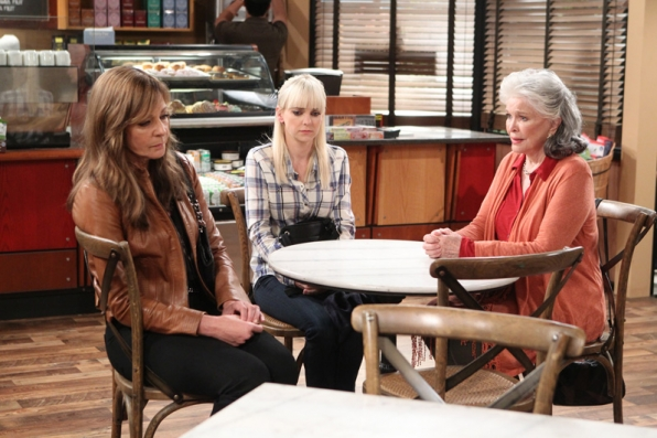 Mom Season 3 finale airs on Thursday, May 19 at 9/8c.