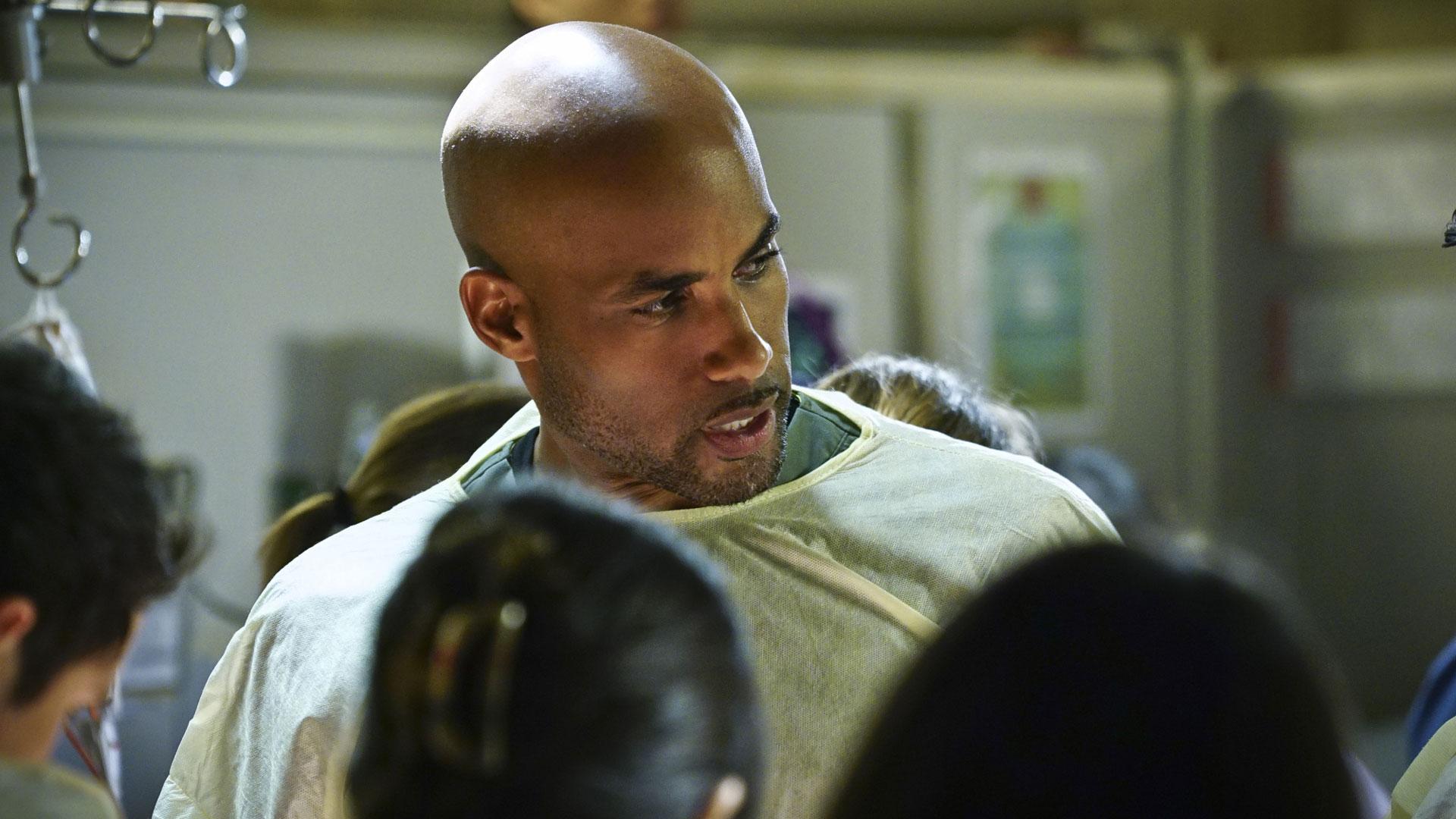 Boris Kodjoe as Dr. Will Campbell