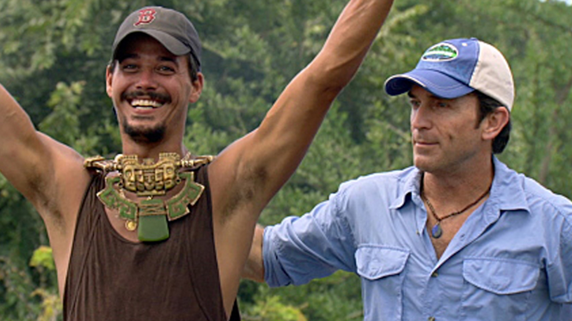 Rob Mariano wins Survivor: Redemption Island
