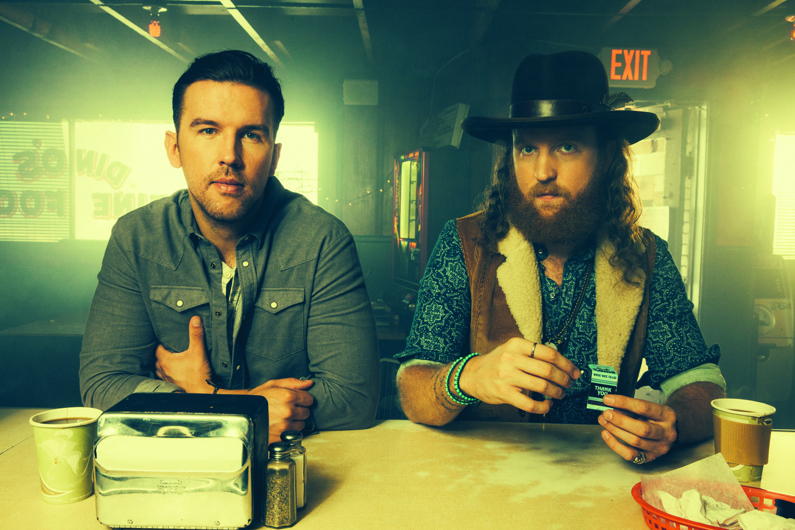 Brothers Osborne, nominated for New Vocal Duo Or Group Of The Year
