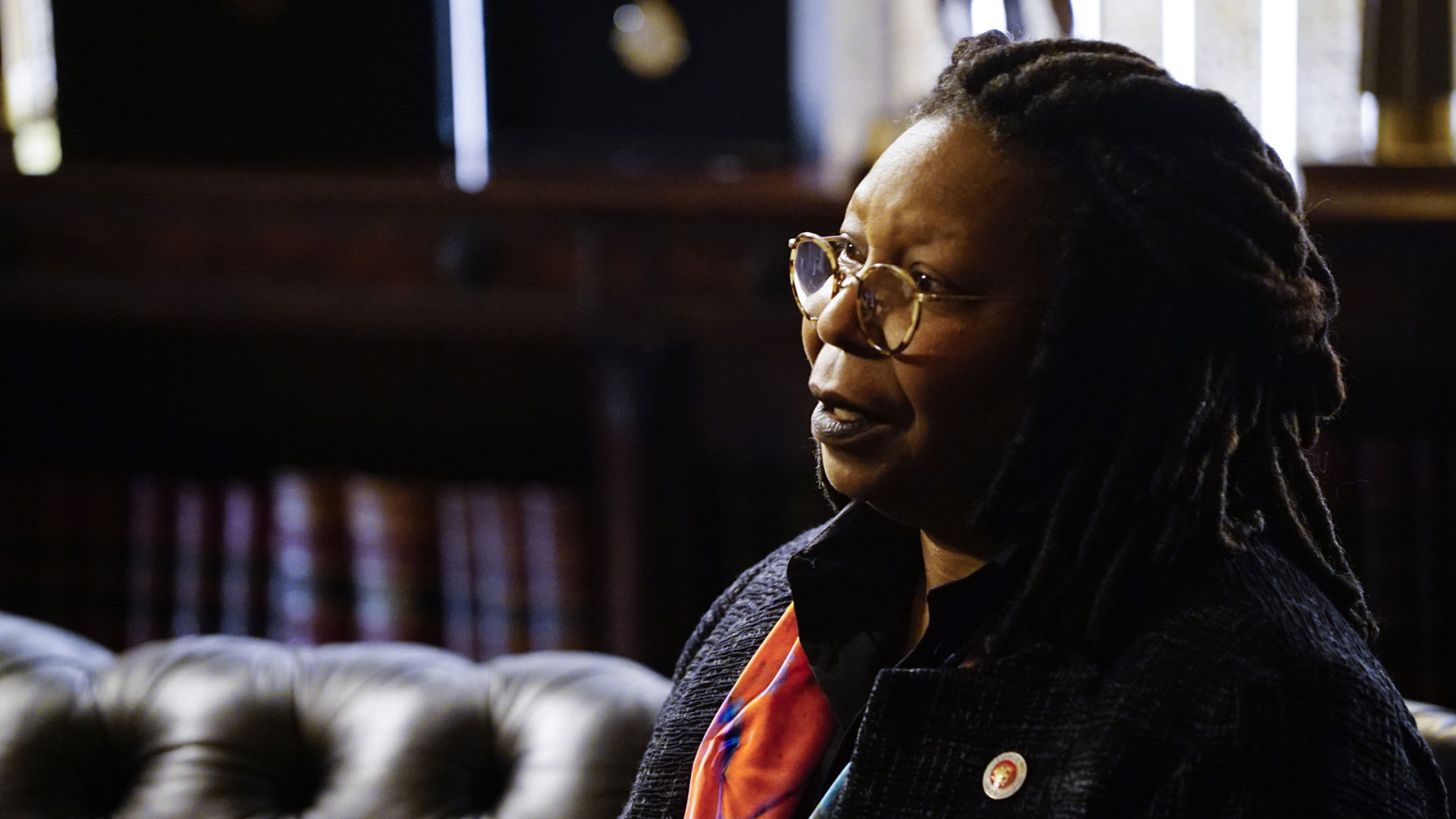Whoopi Goldberg as City Council Speaker Regina Thomas
