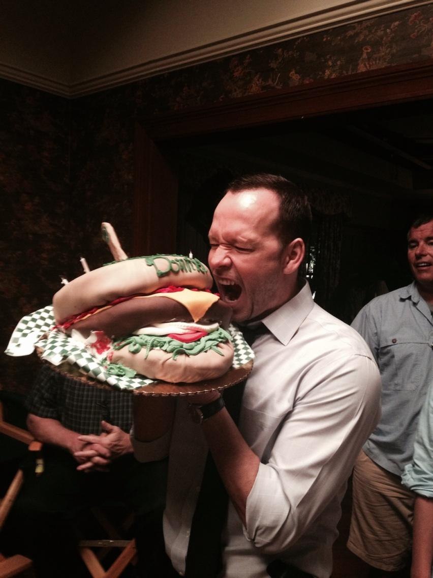 Donnie Wahlberg's Birthday