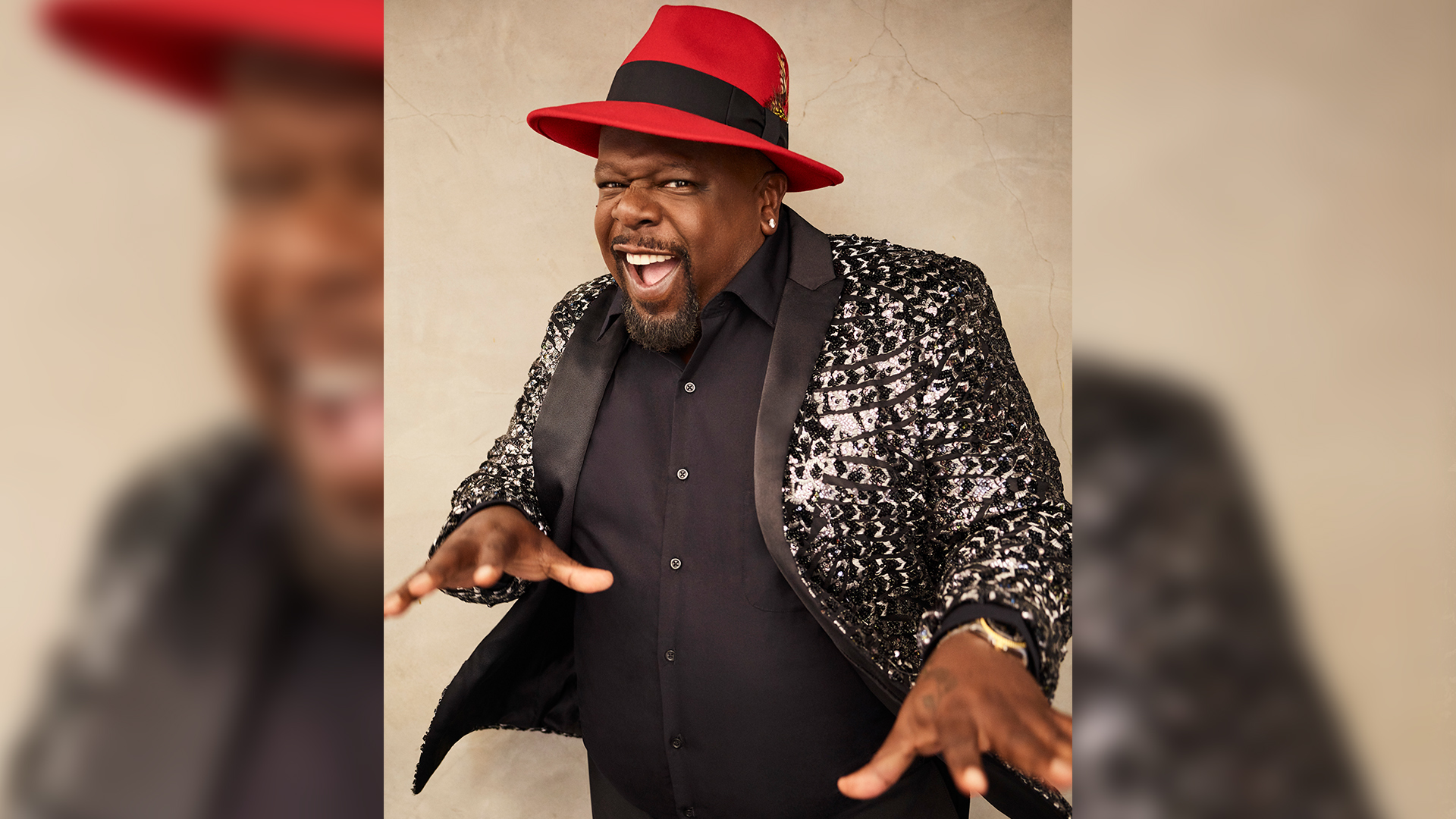 Cedric the Entertainer makes his mark in Tinseltown