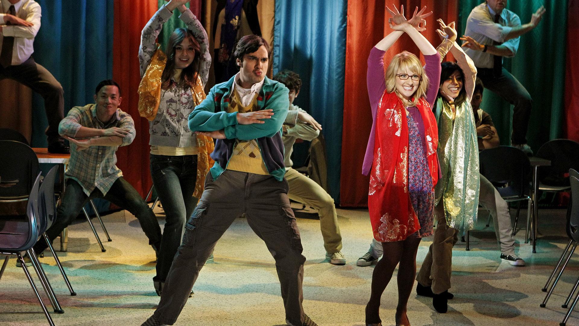 Dance like there's no tomorrow.