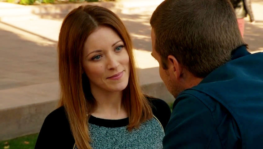 3. Joelle Found Out Who Callen Really Is