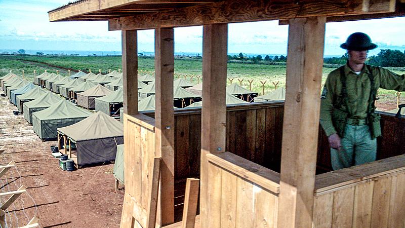 Honouliuli Camp