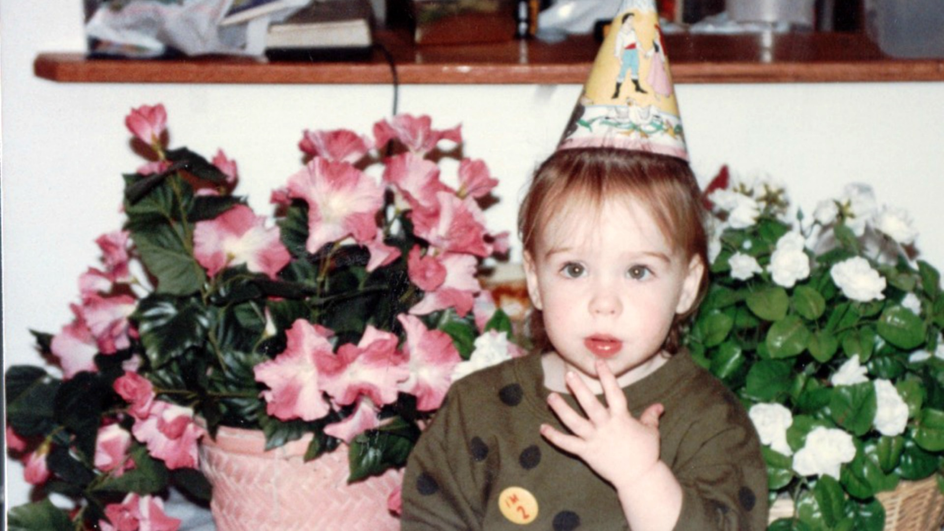 Camryn Grimes (Mariah Copeland) has always been the life of the party.