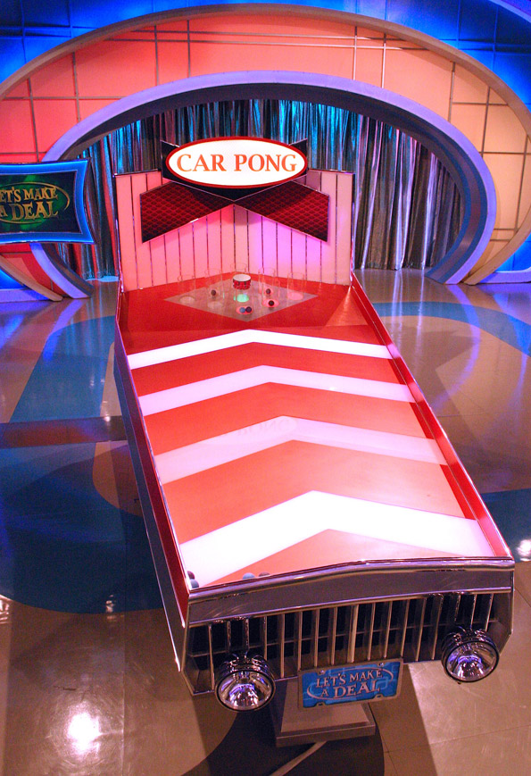 Car Pong Sneak Peek