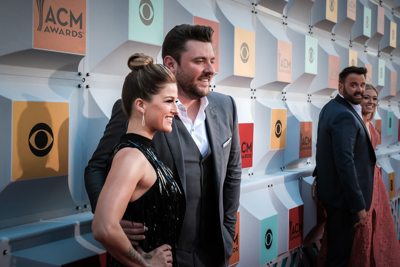 2016 ACMs: Cassadee Pope and Chris Young
