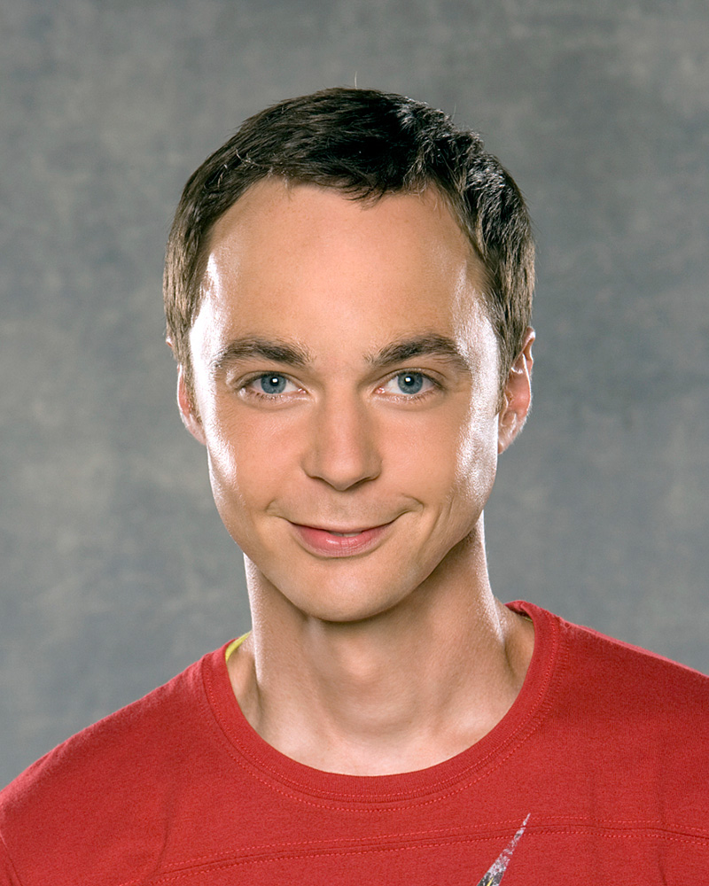 Image result for Jim Parsons, The Big Bang Theory