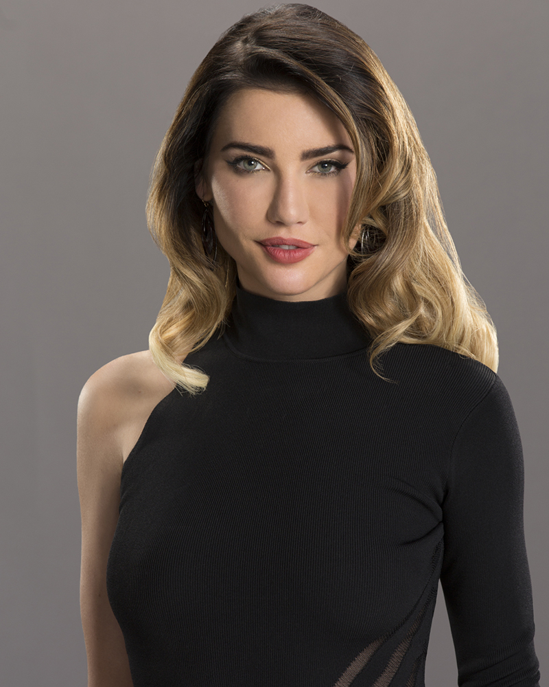 Jacqueline Macinnes Wood The Bold And The Beautiful Cast Member