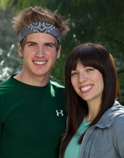 The amazing race cast joey and meghan m4hsunfo