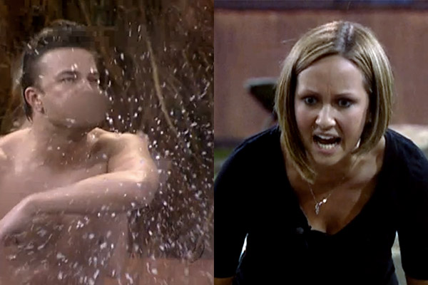 Chelsia and Joshuah vs. Amanda (Big Brother 9)