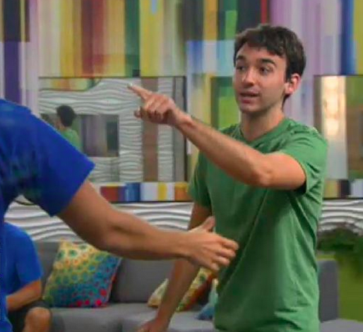 Ian vs. Frank (Big Brother 14)