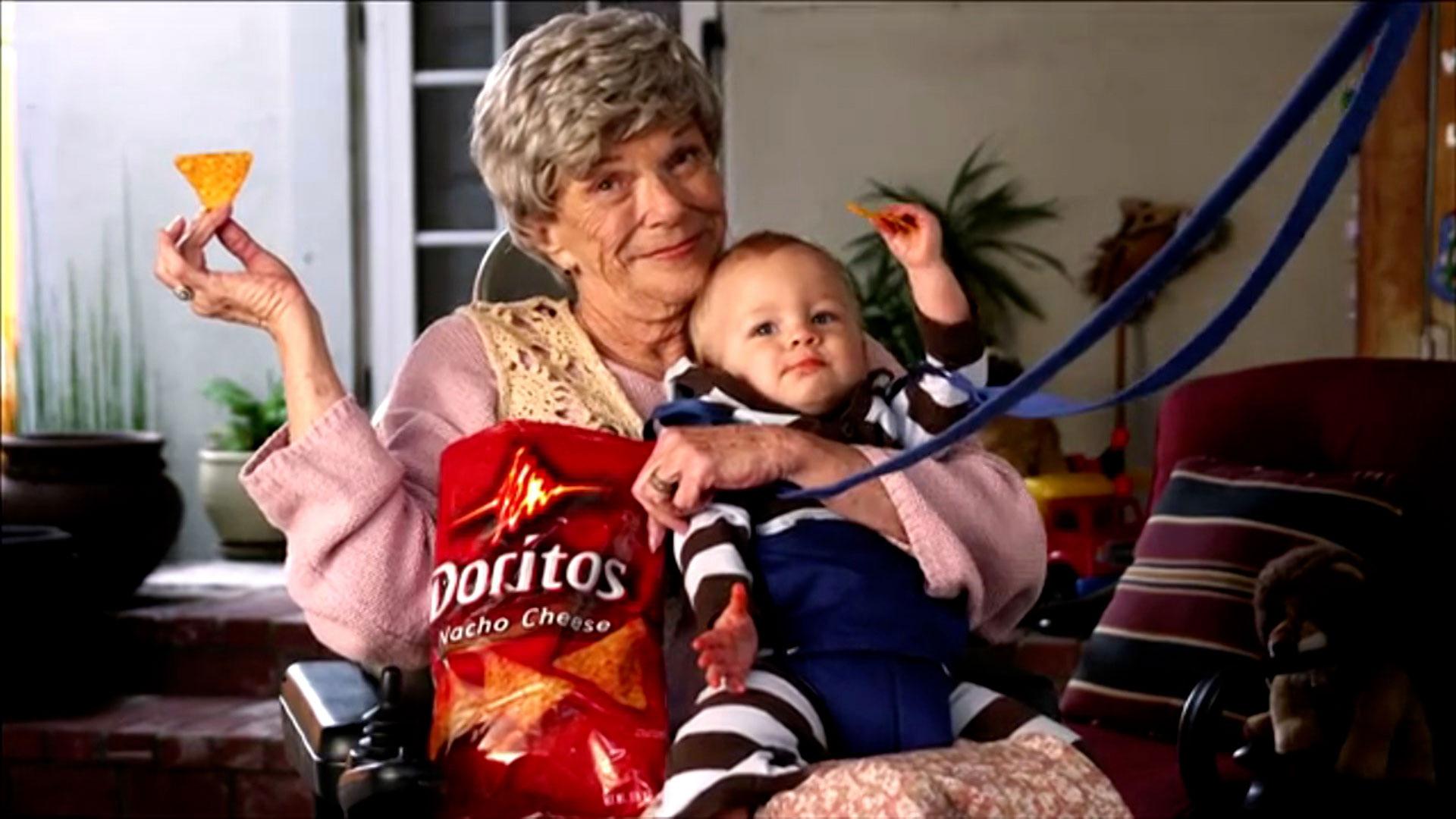 DORITOS<br />Sling Baby (2012)