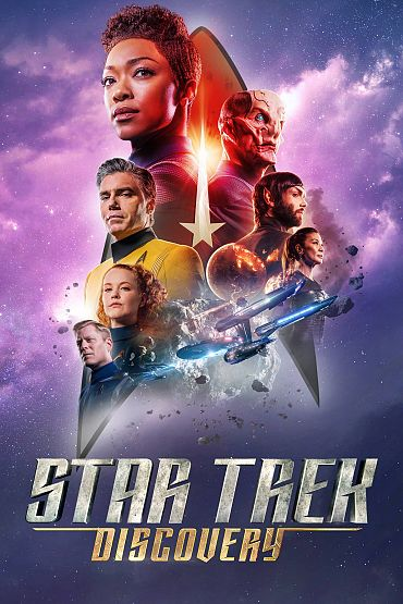 Star Trek: Discovery Serie · Stream · Streaminganbieter