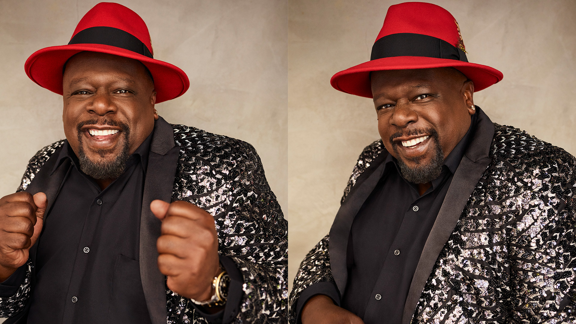 Cedric the Entertainer shines and sparkles