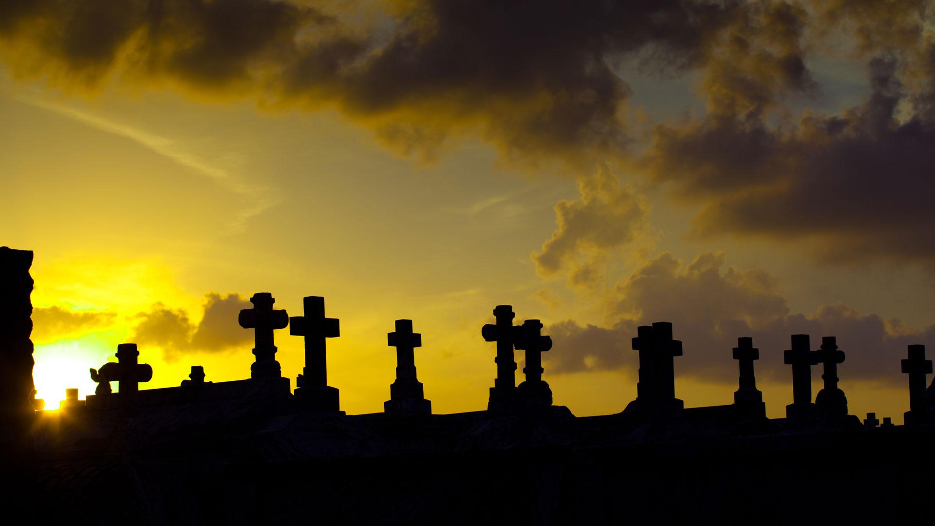 Beware the rising dead