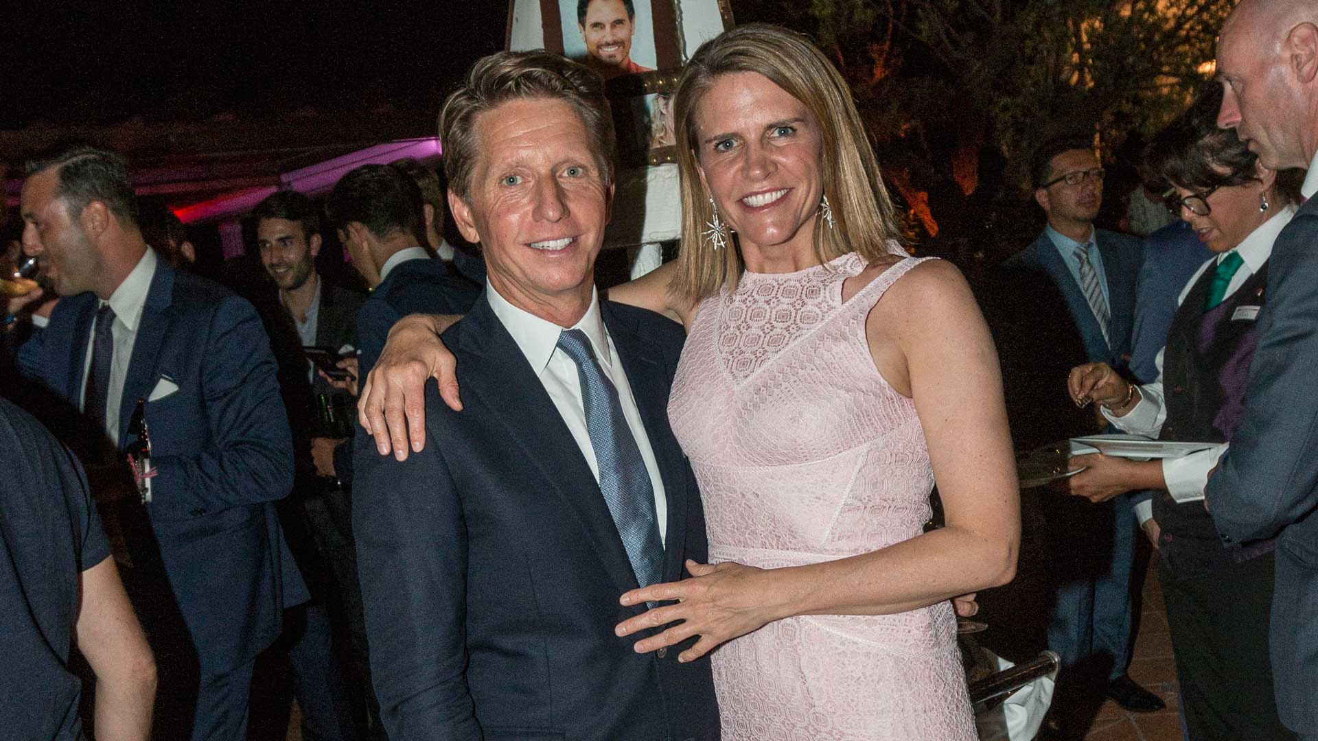 B&B Executive Producer and Head Writer Bradley Bell and his wife, Colleen, celebrate 30 years of amazing Daytime TV.