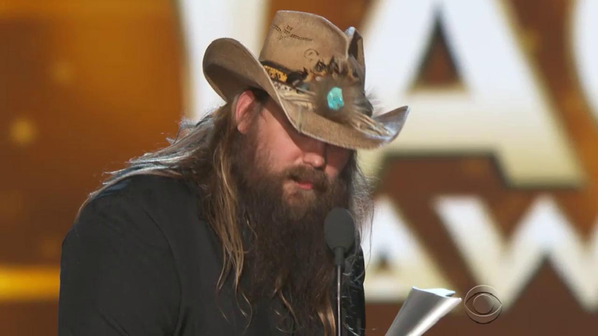 Chris Stapleton: New Male Vocalist Of The Year