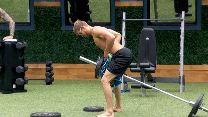Stretch it out and learn how you can work on your fitness, courtesy of the BB17 HGs