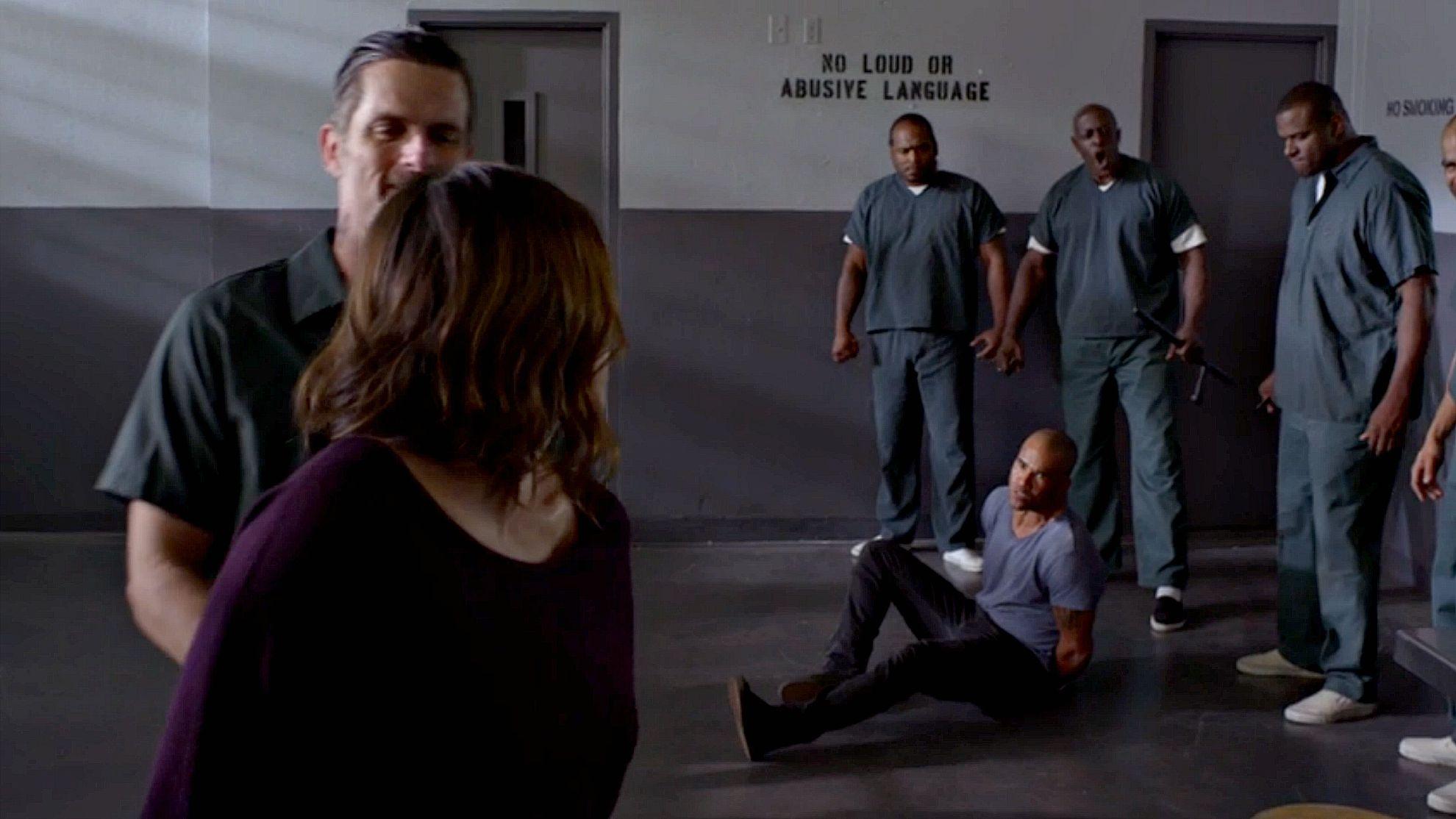 SSA Derek Morgan on Criminal Minds