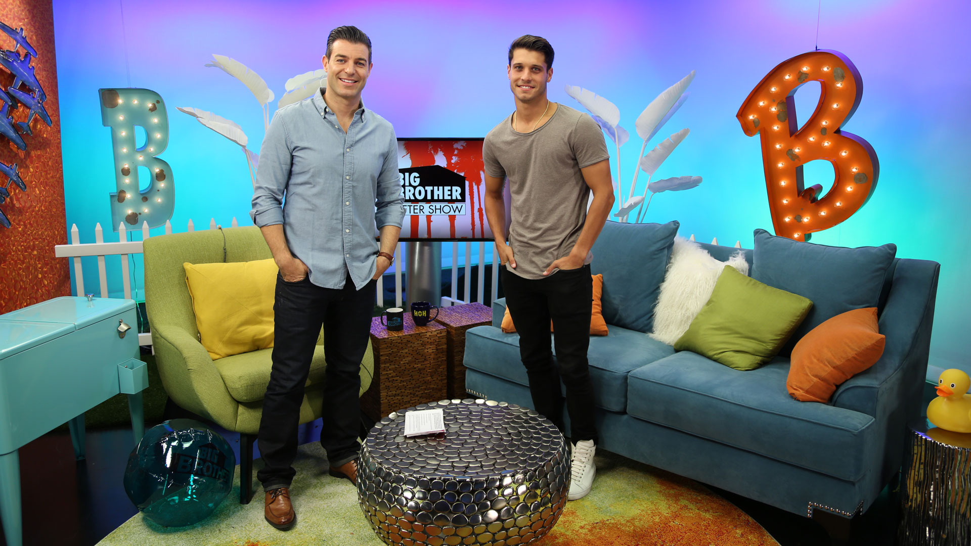 Jeff Schroeder sits down with Season 16 runner-up Cody Calafiore on the BB After Show.