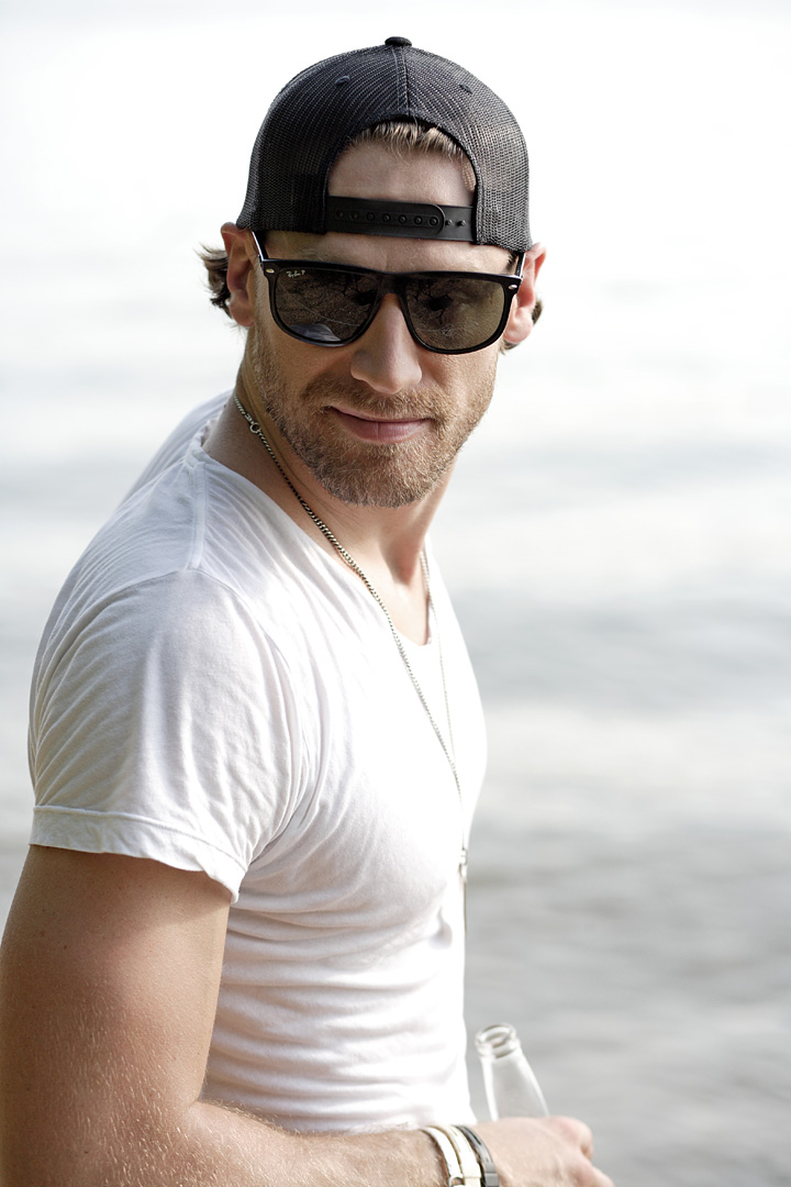 Chase Rice, nominated for New Male Vocalist Of The Year