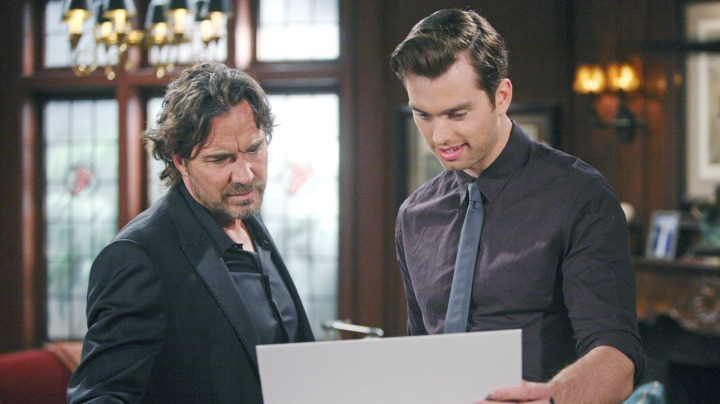 Thomas returns from Paris and starts working alongside Ridge.