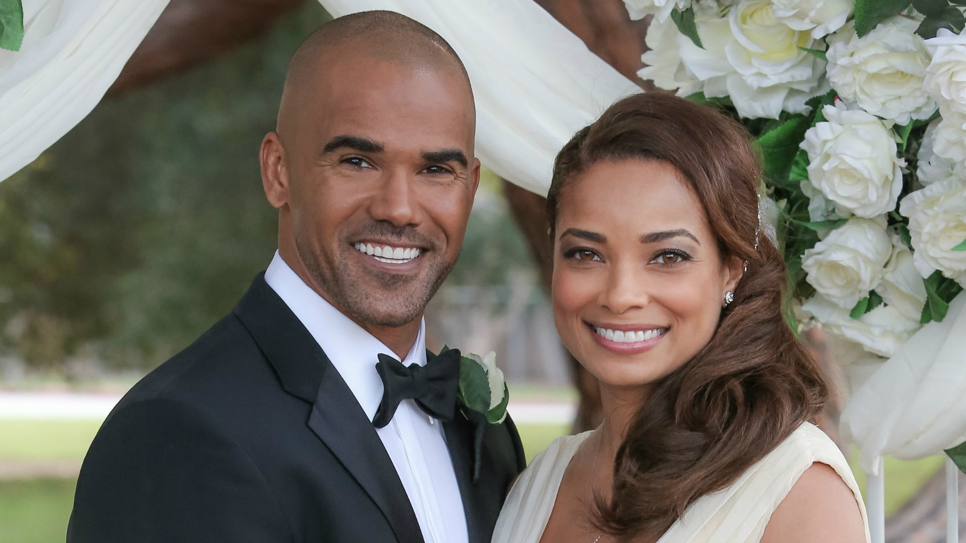 Derek Morgan asked Savannah to marry him.