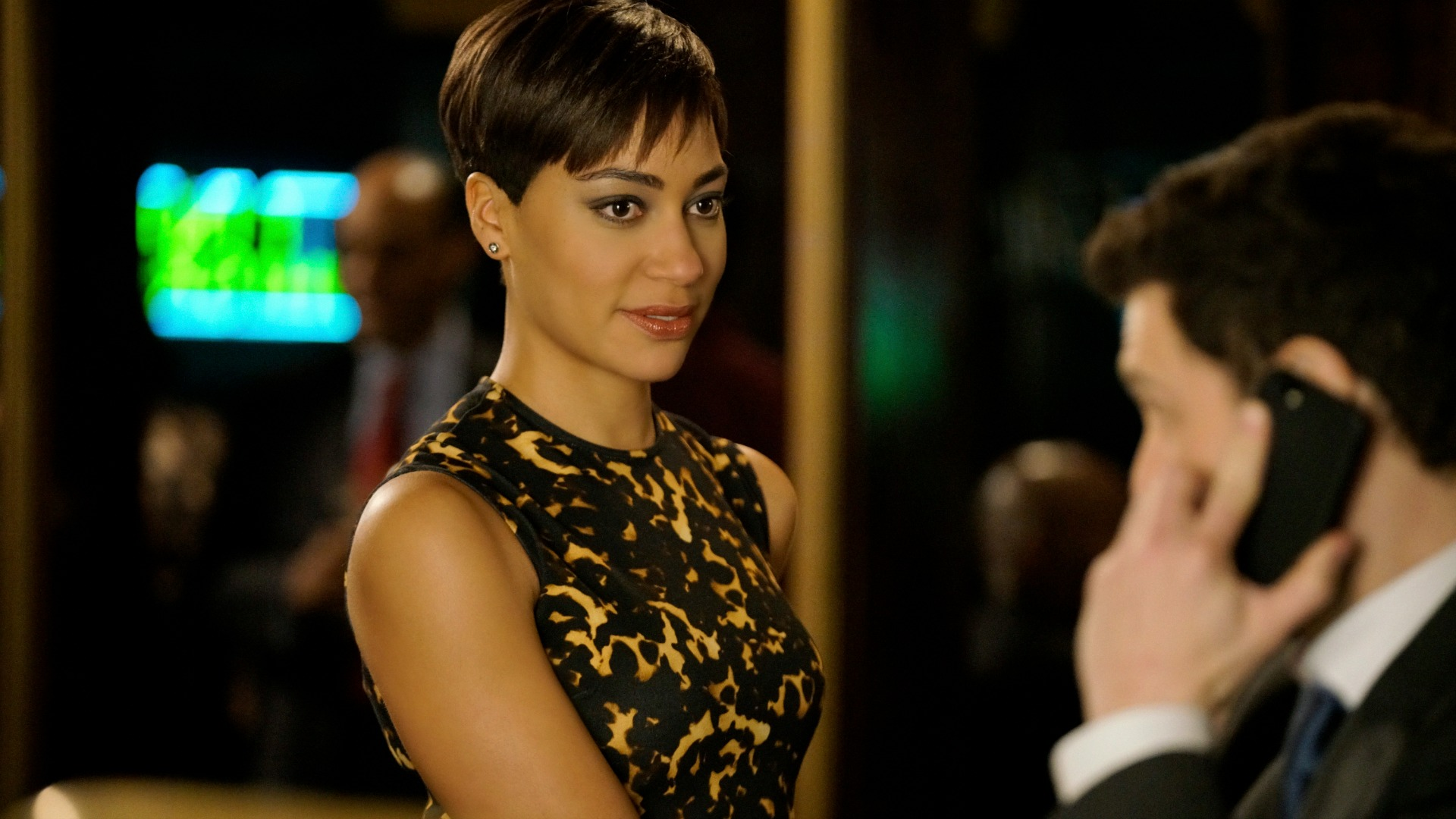 Cush Jumbo from The Good Fight