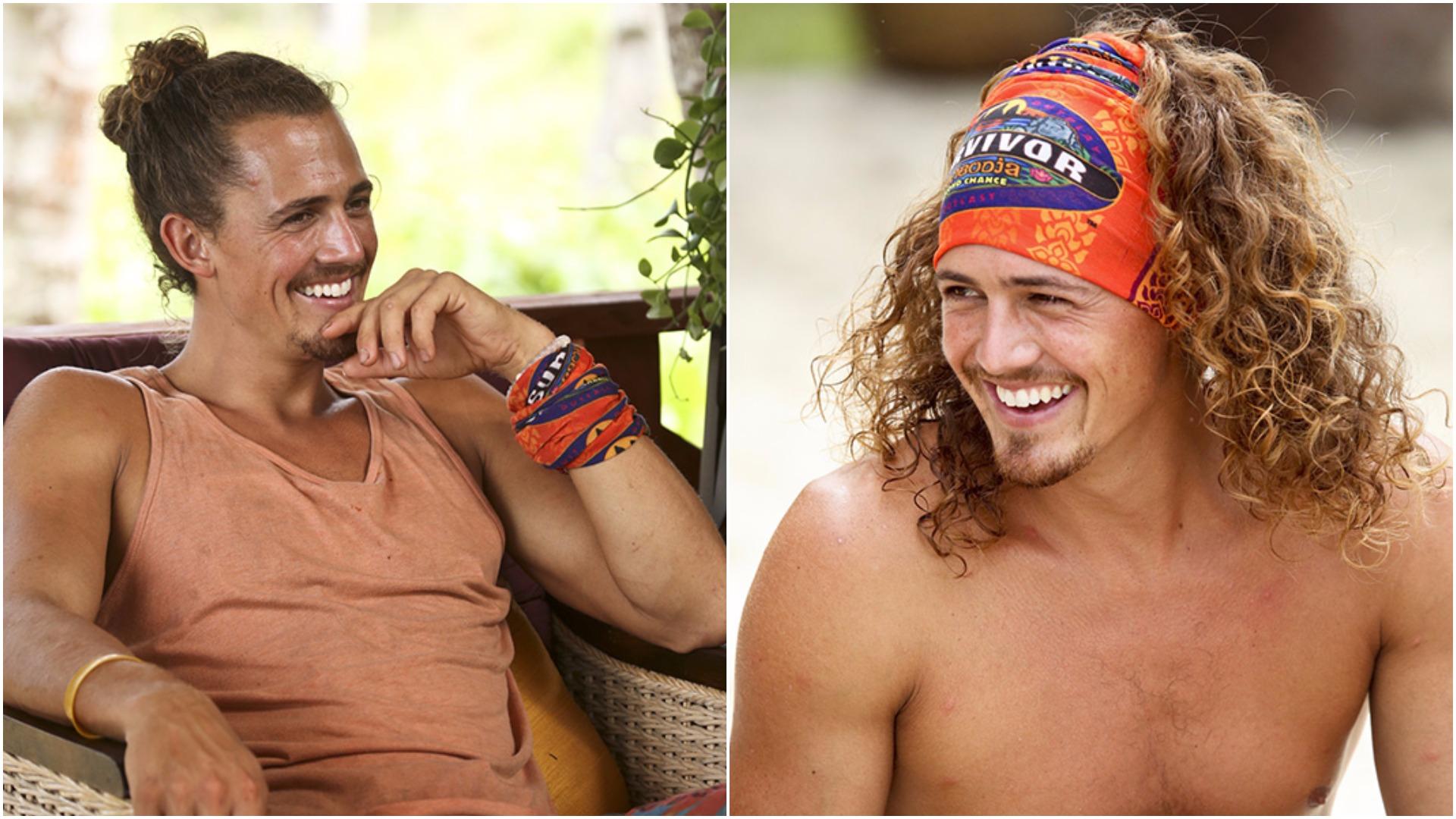 Joe Anglim (Survivor: Worlds Apart, Survivor: Cambodia)