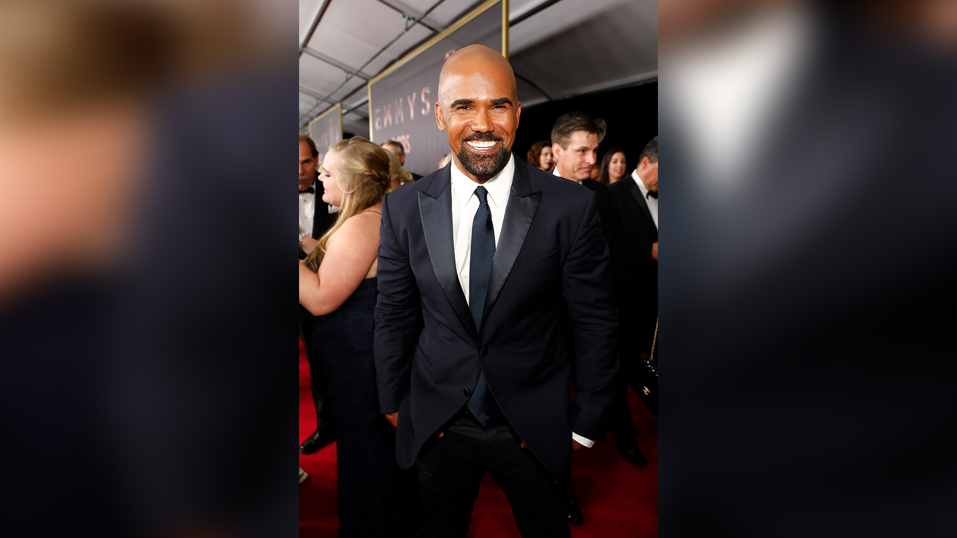 Shemar Moore from S.W.A.T.