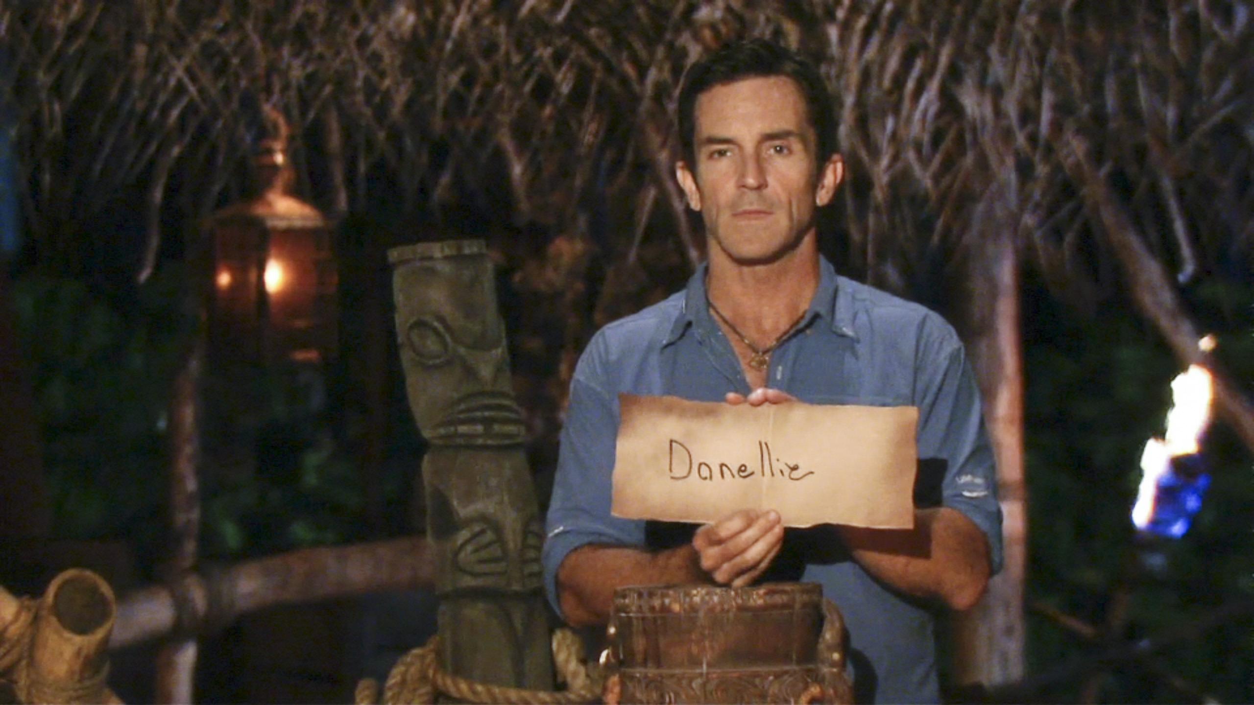 It's Danielle, not