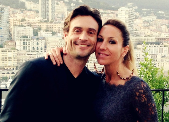 The Young and the Restless' Daniel Goddard and wife Rachael Goddard