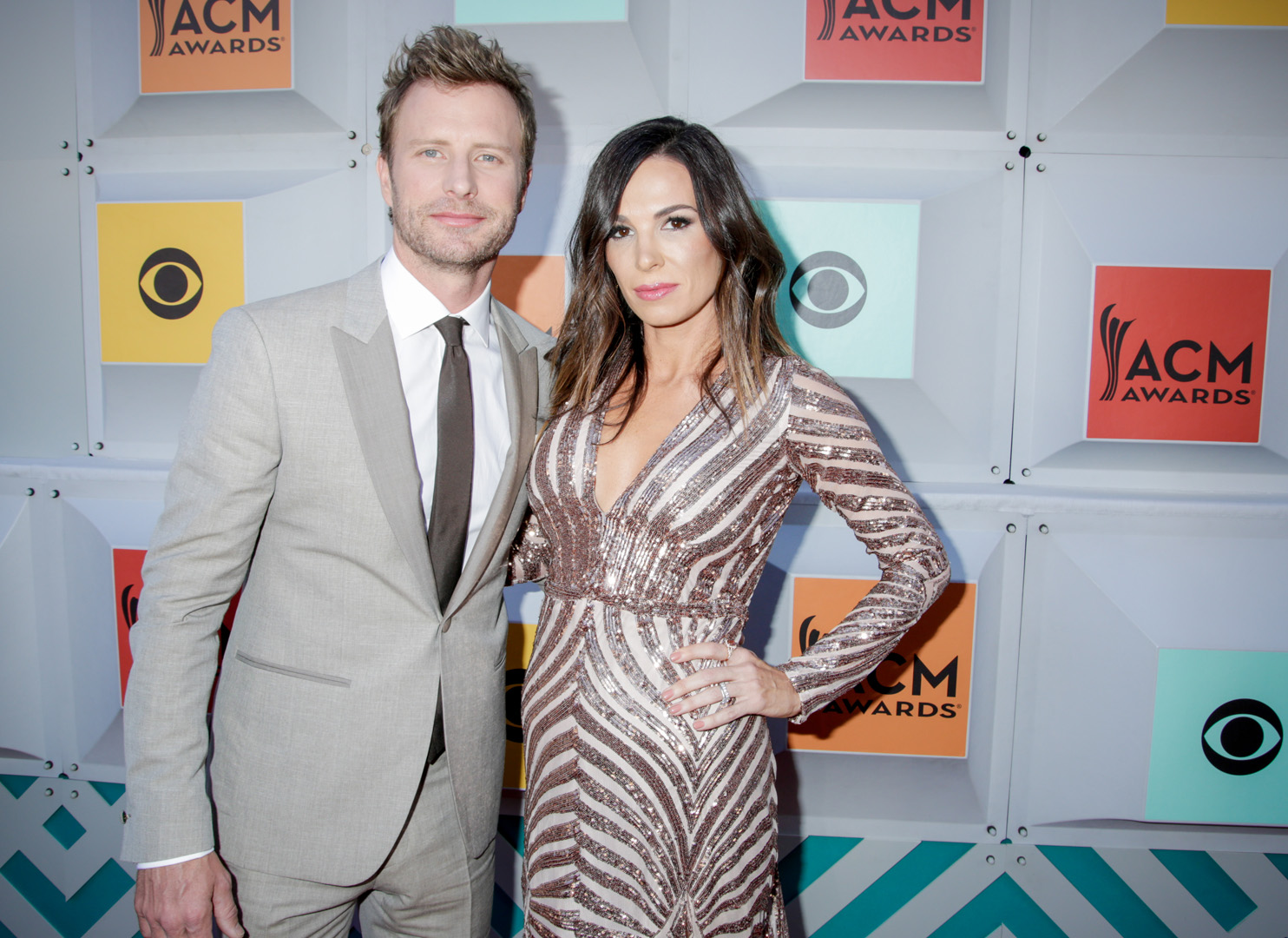 2016 ACMs: Dierks Bentley and Cassidy Black